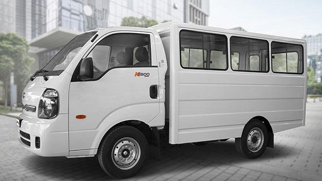 Kia K2500 exterior white Philippines