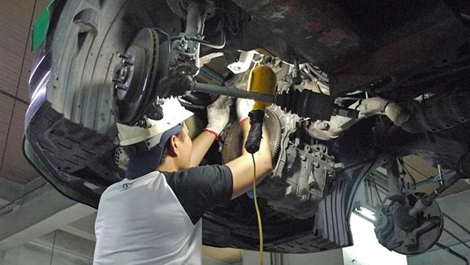 Preventive Maintenance Service Honda