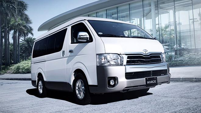 Toyota Hiace Grandia
