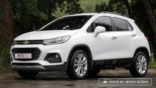 2018 Chevrolet Trax exterior Philippines