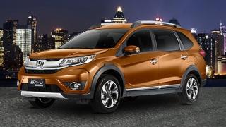 2018 Honda BR=V Navi Exterior