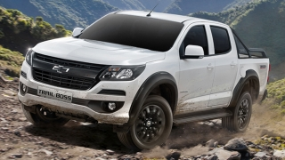 2019 Chevrolet Colorado Trail Boss exterior quarter front