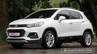 2019 Chverolet Trax exterior Philippines