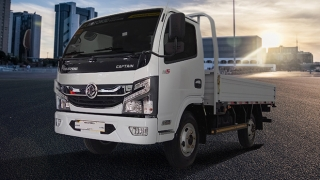 2019 Dongfeng Captain C 4W Dropside 12.5ft