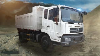 2019 Dongfeng KR 6W Dump exterior white Philippines