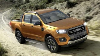 2019 Ford Ranger Wildtrak Turbo AT