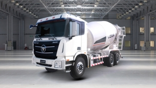2019 Foton GTL 6x4 Mixer Truck with P1,197,000 All-in Downpayment