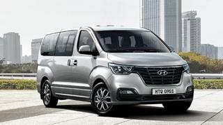 2019 Hyundai Grand Starex Platinum