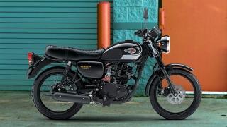 2019 Kawasaki W175