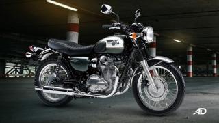 2019 Kawasaki W800