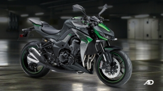 2019 Kawasaki Z1000 R Edition