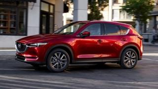 2019 Mazda CX-5 side