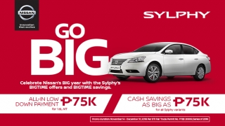 2019 Nissan Sylphy Philippines promo
