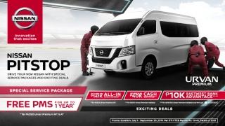 2019 Nissan Urvan Premium