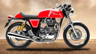 2019 Royal Enfield Continental GT 535