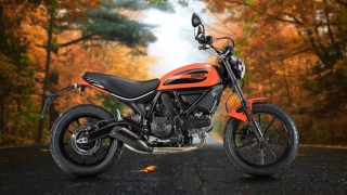 2019 Scrambler Ducati Sixty2