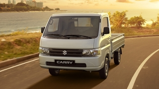 2019 Suzuki Carry front view
