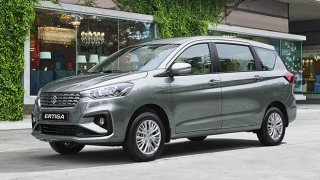 2019 Suzuki Ertiga GL MT Black Edition