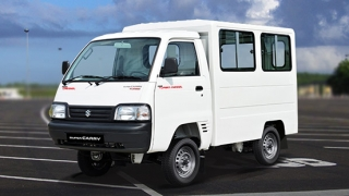 2019 Suzuki Super Carry UV