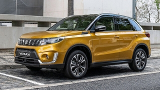 2019 Suzuki Vitara Exterior Minor Change