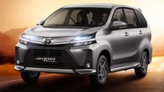 2019 Toyota Avanza