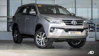 2019 Toyota Fortuner black SUV Philippines