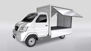 2020 BAIC Freedom Cargo Wing Van Philippines