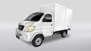 2020 BAIC Freedom Closed Van Philippines