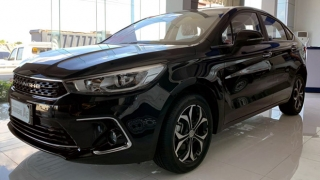 2020 Changhe A6 Black Philippines