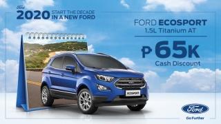 2020 Ford Ecosport exterior Philippines