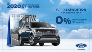 2020 Ford Expedition exterior Philippines