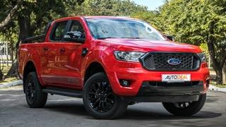 2020 Ford Ranger exterior front