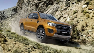 2020 Ford Ranger exterior side Philippines
