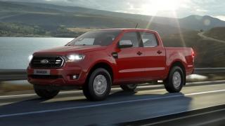 2020 Ford Ranger XLS exterior side