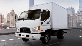 2020 Hyundai HD65 quarter front