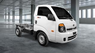 2020 Kia K2500 quarter front Philippines