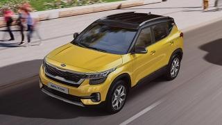 2020 Kia Seltos yellow Philippines