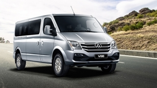 2020 Maxus V8 front Philippines