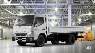 2020 Mitsubishi Fuso Canter Fe73 Philippines