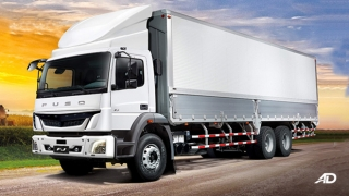 2020 Mitsubishi Fuso FJ Truck Philippines