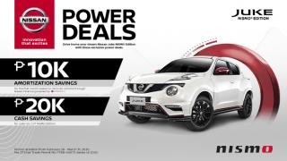 2020 Nissan Juke Nismo Philippines