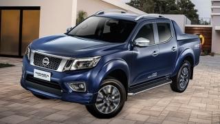 2020 Nissan Navara Sport Edition exterior Philippines