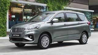 2020 Suzuki Ertiga exterior Philippines