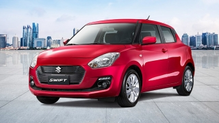 2020 Suzuki Swift exterior Philippines