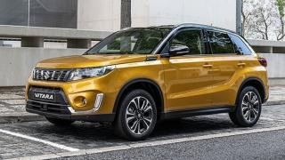 2020 Suzuki Vitara Exterior