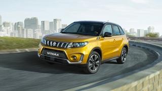 2020 Suzuki Vitara exterior side