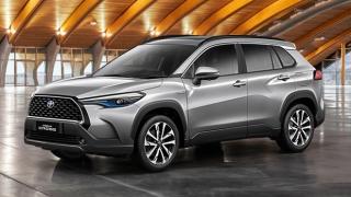 2020 Toyota Corolla Cross exterior Philippines