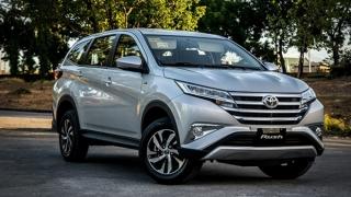 2020 Toyota Rush exterior Philippines