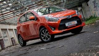 2020 Toyota Wigo exterior front Philippines