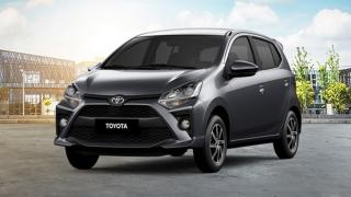 2020 Toyota Wigo exterior Philippines